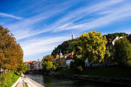 Ljubljana - Ljubljanica Riviera