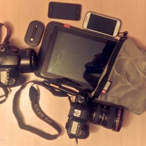 My Travel gadgets