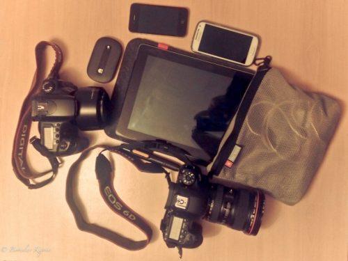 My Travel gadgets