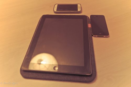 My mobile devices