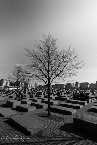 Remembrance - Memorial to the Murdered Jews of Europe