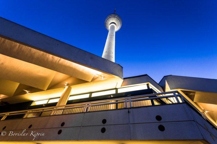 Alexanderplatz glory - Berlin's TV Tower