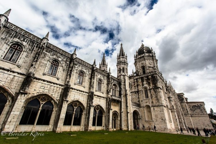 Jerónimos Monastery -1
