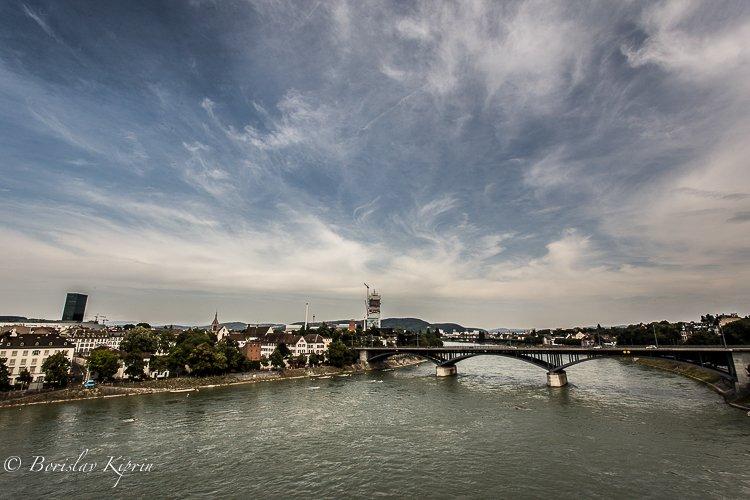 Basel's sky