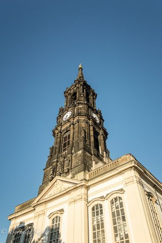 Church tower -2