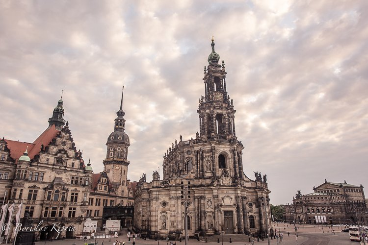 Dresden Cathedral-1