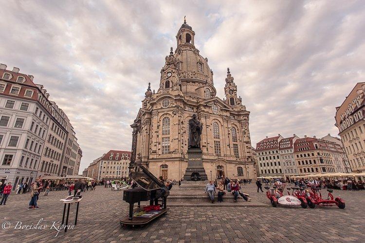 Dresden Frauenkirche - 2