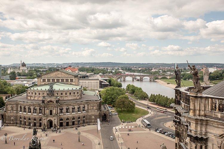 Dresden's Semperoper - 1