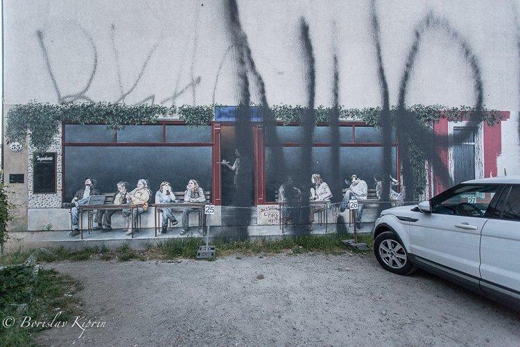 Dresden's graffiti -2