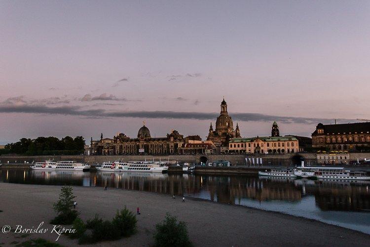 Dresden's sunset -2