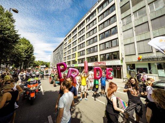 Munich Pride 2016
