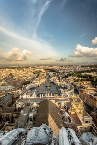 San Pietro's view 1