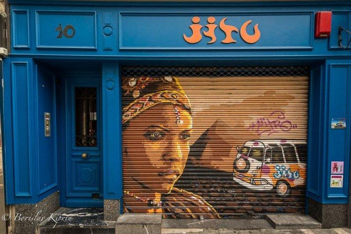 Pamplona Street Art