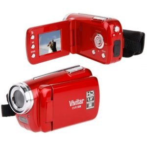 Vivitar Digital HD Camcorder 508 Giveaway