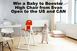 Svan Baby to Booster Highchair