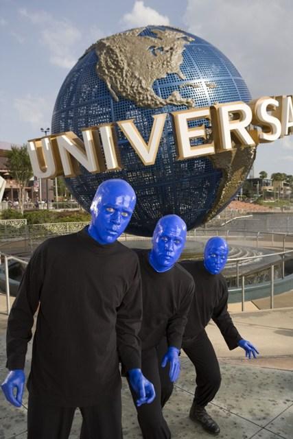 Blue Man Group at Universal CityWalk Orlando – reviews, HD ...