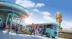 Cabana Bay Bus