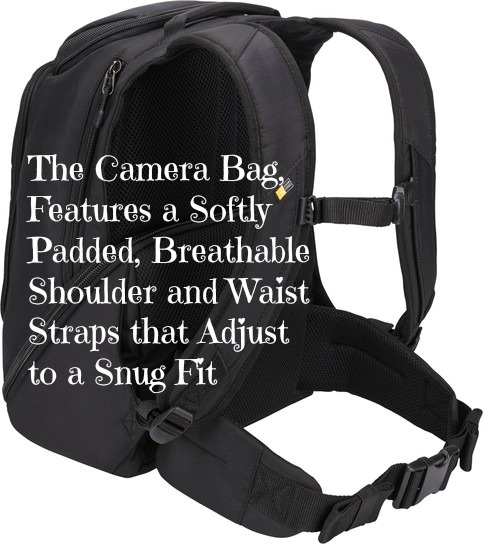 sweepstakes logic case logic camera bag review 4955