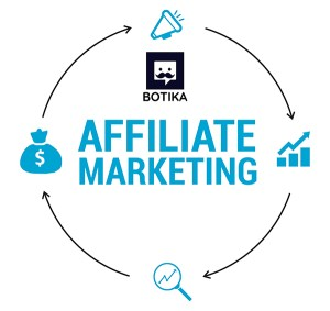 botika chatbot affiliate marketing