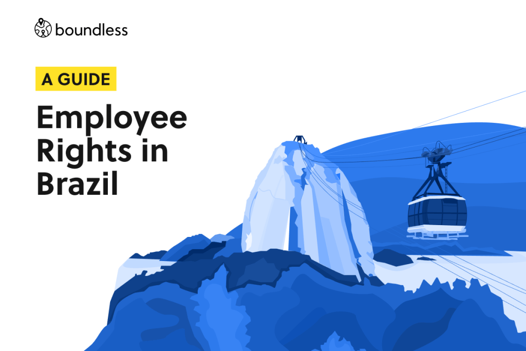 Guide to employee rights in Brazil