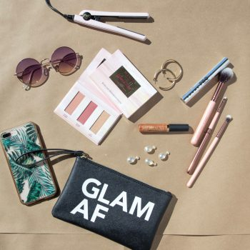 5 Travel Essentials using December's BoxyLuxe