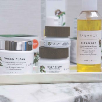 Farmacy's Best Products For a Nighttime Skincare Routine