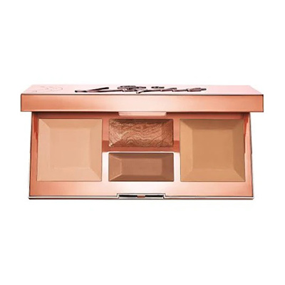 BECCA Cosmetics - Shimmering Skin Perfector® Pressed Highlighter - Bronzed Amber