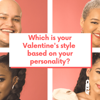 Which is your Valentine's style based on your personality?