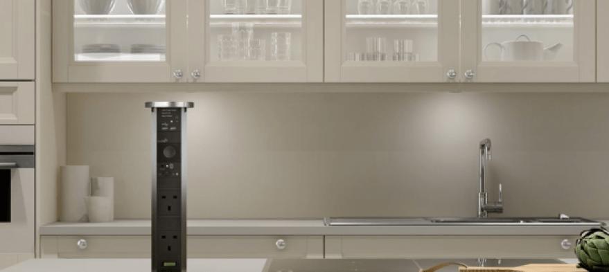 Bluetooth modern kitchen speaker
