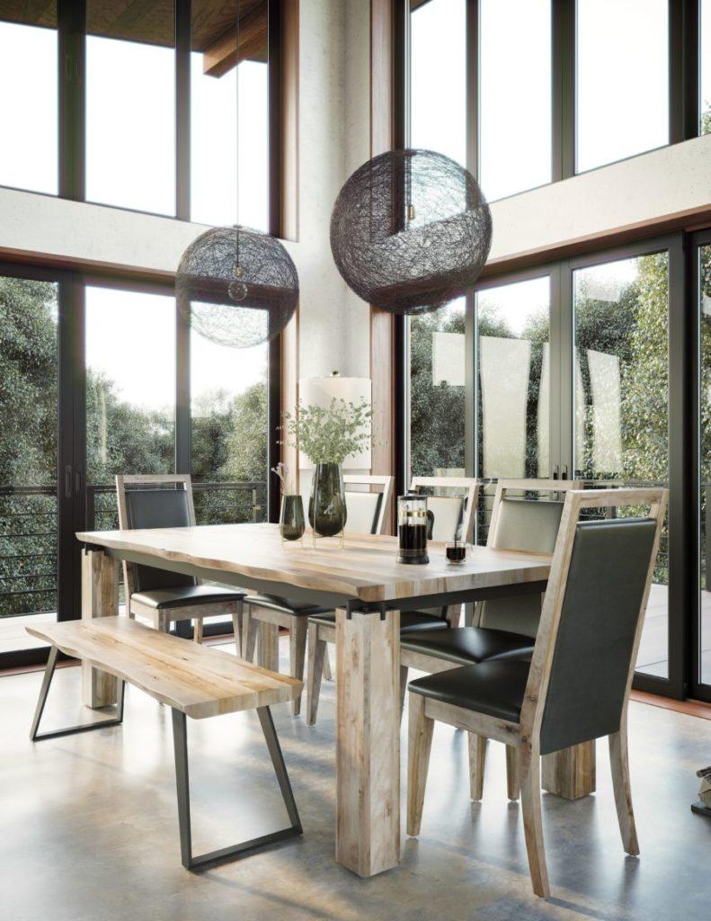 look moderne rustique dans votre maison
