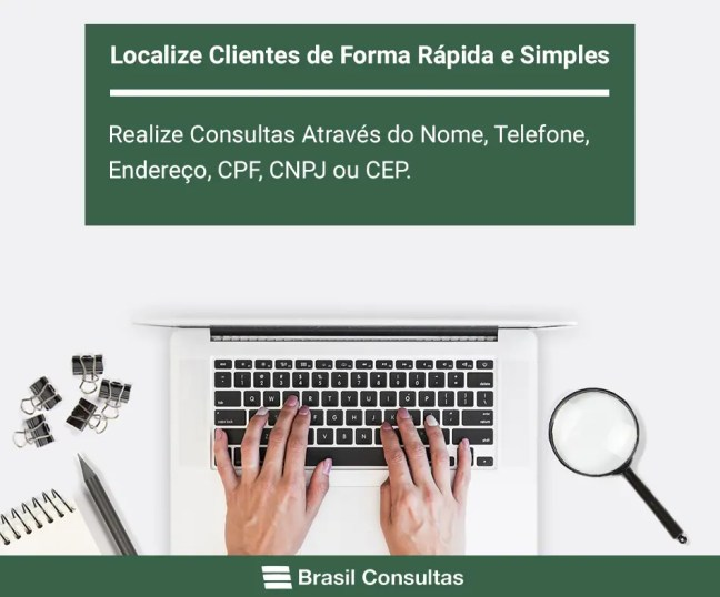 Consultas localiza Brasil Consultas