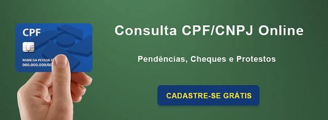 Cadastro Brasil Consultas