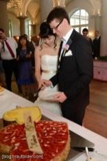 Hochzeitsfotograf im Kloster Holzen in Allmannshofen