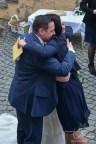 herzliche Momente am Hochzeitstag werden vom Hochzeitsfotografen aus Nuernberg festgehalten.