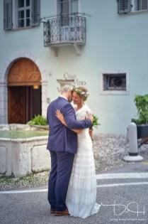 Brautbilder mitten in Italien mit Eurem Hochzeits Fotografen aus Nuernberg.