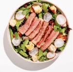 Steak Salad Brava Oven Meal Prep Recipe