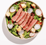 Steak Salad Brava Oven Meal Prep Recipe