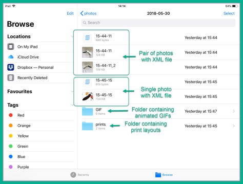 Using Breeze Booth for iPad (beta) Build 25 - Breeze Systems Blog