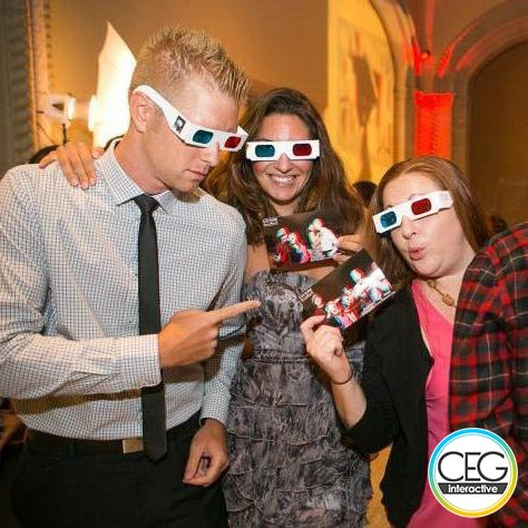 3D Photo Booth CEG Interactive