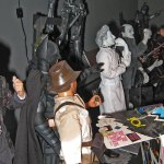 NKOTB figures with movie figures 2
