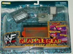 Grapple Gear Back Alley Brawl accessory pack