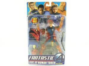 Human Torch in package