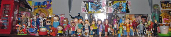 NKOTB with animation figures