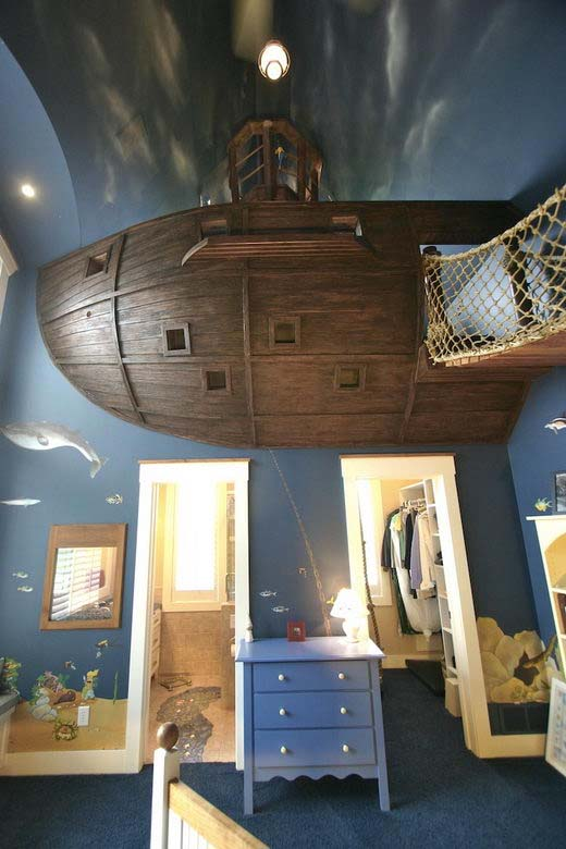 12 Amazing Kids Rooms You Absolutely Must See - Brewster Home on Amazing Bedroom  id=45072
