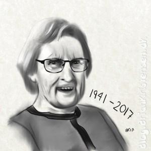 Lilian Elnegaard Bogetoft - RIP - Sketch 94