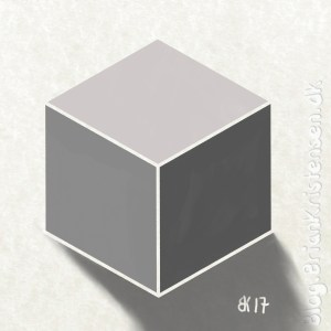 How to Draw a Cube - Sketch 132