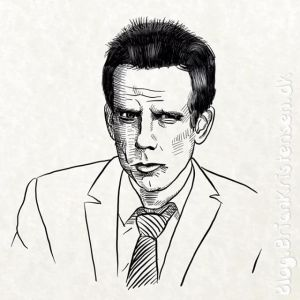 How to Draw Ben Stiller From Zoolander - Sketch 236
