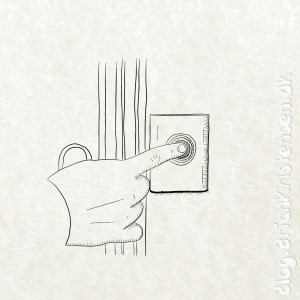 How to Draw a Doorbell - Sketch 297