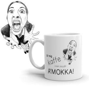 Gi Mig Kaffe Inden Jeg Går AMOKKA - Sketch 449