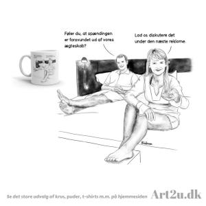Spænding I ægteskabet - Sketch 473
